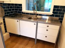 Free Standing Sink Kitchen Free Standing Kitchen Sink Cabinet Keepassa Co