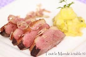 cuisine basse temperature magret de canard à l échalote cuisson basse température tout le