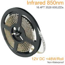 Infrared Led Light Bulb by Ir Infrared Led Strip Lights Flexible Led Strips Led Strips