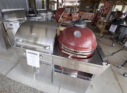 outdoor kitchen design center across the pond think outside departments grills smokers