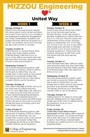 join us and support the united way engineering mizzou