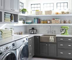 best place to buy cabinets for laundry room grey laundry room cabinets decora cabinetry