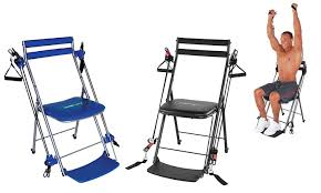 Chair Gym Com Chair Gym Total Body Workout Groupon