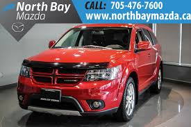 Dodge Journey Manual - pre owned 2015 dodge journey r t awd navigation leather interior