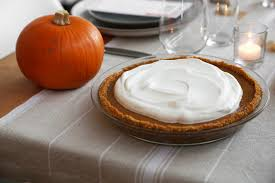 Crustless Pumpkin Pie by Pumpkin Pie With Graham Cracker Crust Recipe Popsugar Food