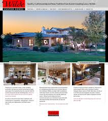 House Builder Online 2015 Luxury Austin Home Builder Completes Website Redesign