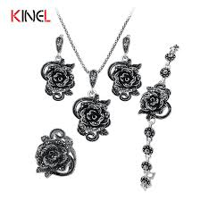 black crystal necklace images Buy 100 fashion accessories jewelry watch sunglasses store jpg