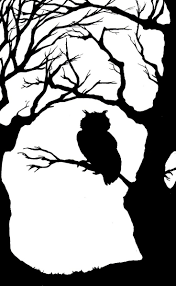 best 25 owl silhouette ideas on pinterest silhouettes