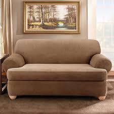 T Shaped Sofa Slipcovers by Decor Sofa Slipcovers With Individual Cushion Covers Sofa
