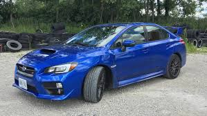 blue subaru wrx a week with a subaru wrx sti the first car to really scare me 20