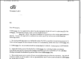 proof short sale approval letters from los angeles foreclosures