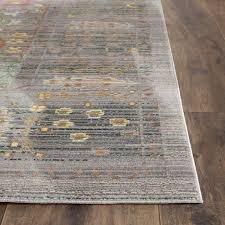 Area Rugs In Blue by Amazon Com Safavieh Valencia Collection Val108c Grey And Multi
