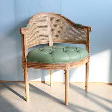 Country French Sofas by Country French Furniture Rattan Chair Small Sofa Chair Antique