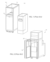 patent us20120103206 trash compactor trolleys and systems for