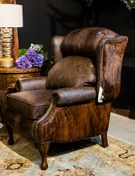 Western Leather Chair Recliners Brumbaugh U0027s Fine Home Furnishings Upscale Western
