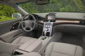 2007 Acura Tsx Interior 2007 Acura Rl Pictures History Value Research News