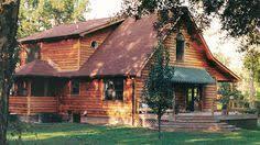 log home design plan and kits for beech mountain homes