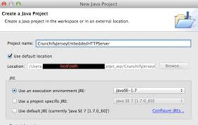 tutorial java jersey embedded web server tutorial how to start embedded http jersey