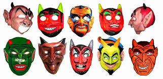 vintage masks a collection of vintage masks