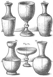 How To Draw A Vase Of Flowers Drawing Art U0026 Skethes Page 5 Of 161 Face Drawing 3d Drawing