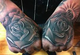cool hand rose tattoos for men tattoos for men
