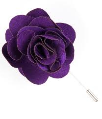 lapel flower astute solid lapel flower pin plum ties bow ties and pocket