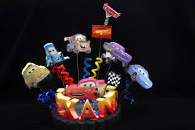 cars cake toppers cars birthday cake topper adianezh on artfire