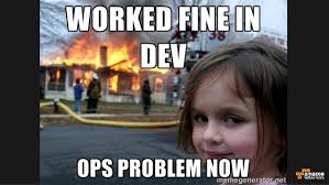 Pager Meme - smaller is better exploiting microservice architectures on aws te