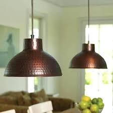 Hammered Copper Pendant Light Copper Pendant Light Contemporary Copper Pendant Light Kitchen