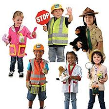costumes for community helpers costumes for kids set of