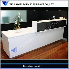 Office Front Desk Furniture Office Furniture With Hutch Front Desk Counters Design Front