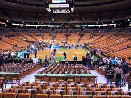 Td Garden Layout Boston Celtics Seating Chart Interactive Map Seatgeek