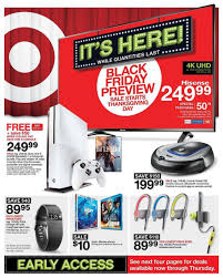 irobot black friday target black friday 2016 ad leaks huge iphone 7 xbox one s tv