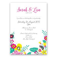 wedding invitation copy same wedding invitation wording vertabox com