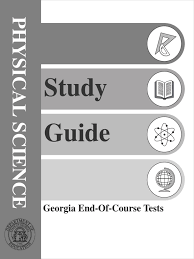100 spring final study guide physical science parents