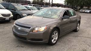 used 2010 chevrolet malibu ls w 1ls chicago il south chicago