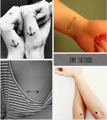 we are going to get the anchor tattoos but under our ankles with