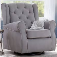 small swivel glider chair gliders u0026 ottomans wayfair