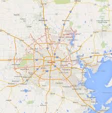 Odessa Florida Map by Houston Texas Map