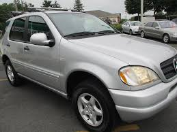 2001 mercedes ml320 photos of a used 2001 mercedes ml320 4matic at 777 auto llc