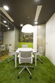 badoo bureau office tour badoo moscow by za bor architects artificial turf