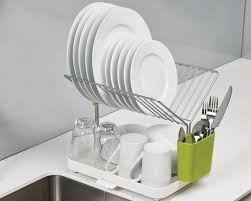 Dish Drainer Joseph Joseph Y Rack 2 Tier Self Draining Dish Rack