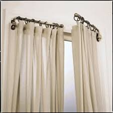 How To Install Curtain Tie Backs Hang Curtains From The Ceiling Avoid Measuring And Makes Ceilings
