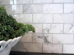 Best Marble Subway Tiles Ideas On Pinterest Grey Shower - Marble backsplash tiles