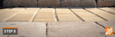 How To Install A Paver Patio How To Lay Pavers
