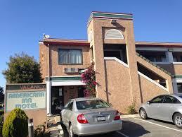 San Francisco Property Information Map by Americana Inn Motel South San Francisco Ca Booking Com