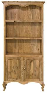 Distressed Wood Bookcase Shabby Chic Bookcase Shabby Chic Shelves Antique Bookcase