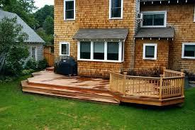 small backyard decks crafts homesmall ideas brilliant decoration