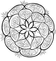 mandalas fleurs 66 mandalas u2013 coloriages à imprimer