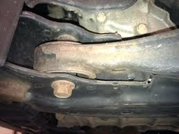 control arm compliance bushing honda element owners club forum